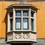 Bay Window — Stock Photo