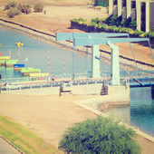 Movable Bridge — Stock Photo