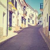 Street — Stockfoto