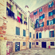 Venetian House — Stock Photo #64811281
