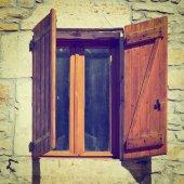 French Window — Stock Photo