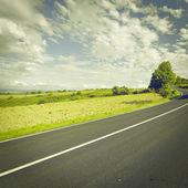 アスファルト道路 — ストック写真