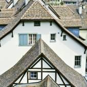 屋顶 — 图库照片