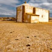 Church in Sagres — Stock Photo