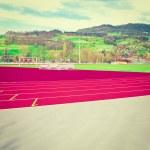 Running Tracks — Stock Photo #79142694