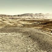 Grand Crater — Stock Photo
