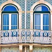 Balcony — Stock Photo