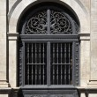 Ornate door in Seville — Stock Photo #58104889