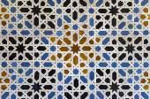 Arabian mosaic — Stock Photo