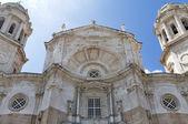 Cadiz cathedral — Foto Stock