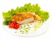 鸡胸肉 — 图库照片