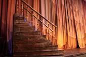 Merdiven sahne — Stok fotoğraf