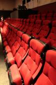 Rows of armchairs — Stockfoto