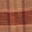 Red striped rug — Stock Photo #52381899