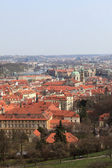 Skyline of Prague — Foto Stock