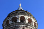 Details of Galata Tower — Photo