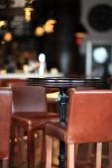 Interior of a pub — Stock Photo