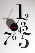 Abstraktní hodiny — Stock fotografie