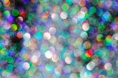Gümüş arka plan bulanık — Stok fotoğraf