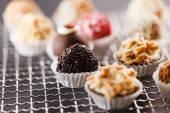 Bombons de chocolate — Foto Stock