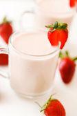 Smoothie aux fraises — Photo