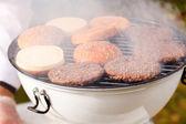 пикник барбекю — Стоковое фото