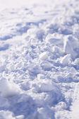 Snow background — Stock Photo