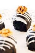 Boules de chocolat — Photo