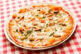 Tasty pizza — Photo