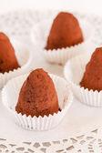 Bonbons au chocolat — Photo