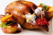 Roasted turkey — Stockfoto