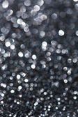 Abstract silver glitter — Fotografia Stock