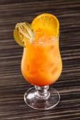 Frische Orange cocktail — Stockfoto