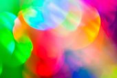 Abstract colorful lights — Foto Stock
