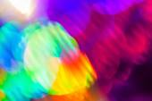 Abstract colorful lights — Stock Photo