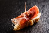 Spanish tasty Tapas — Stock Photo