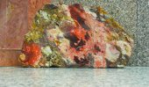Materiali di finiture pietra naturale — Foto Stock