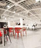 Canteen interior — Stock Photo