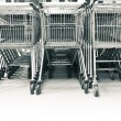 Shopping-carts — Stock Photo #53904093