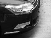 Car optics — Stock Photo