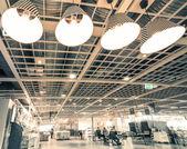 Commercial interior — Stock Photo