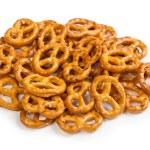 Tasty pretzels biscuits — Stock Photo #61779869