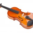 Violin isolated on white background — Stock Photo #64997361