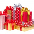 Gift box packages — Stock Photo #66470197
