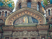 Church of the Saviour on Spilled Blood, St. Petersburg — 图库照片