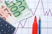 European Economic Growth — Foto Stock