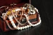 Jewelry Box — Stok fotoğraf