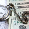 Time Is Money — Stock Photo #74925035