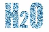 水式 h2o — ストック写真