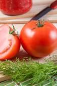 Tomato — Stock Photo